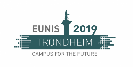 Logo for EUNIS 2019